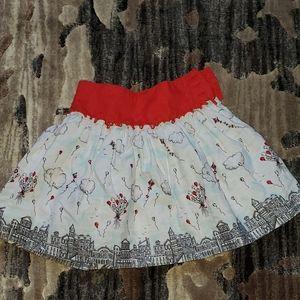 Adorable girls skirt size 4